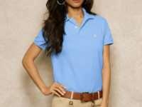 Рубашки-поло или особый элемент женского гардероба