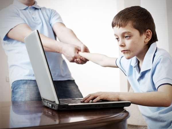 Компьютер и ребенок – как вернуть вашего малыша в реальный мир