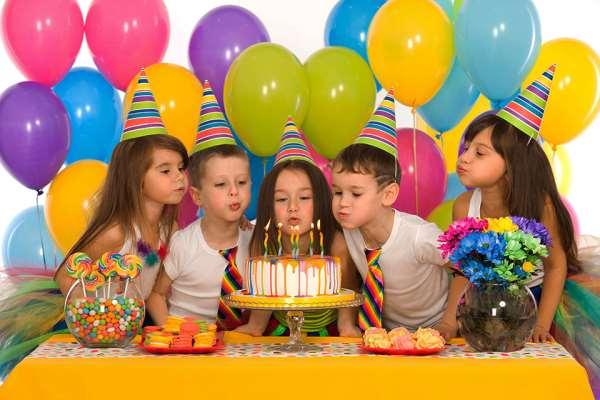Детский праздник с массой интересных конкурсов и заданий от профессионалов