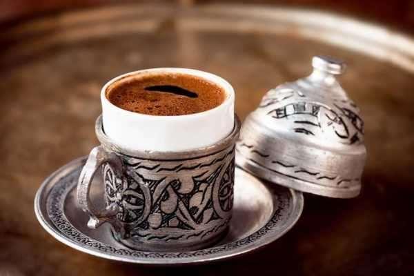 Бодрящий кофе из Турции