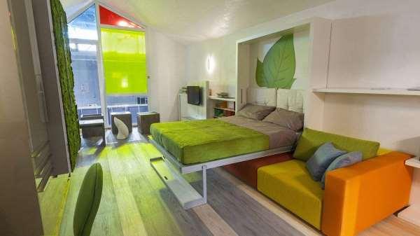 Мебель трансформер оптимальное решение для небольших квартир