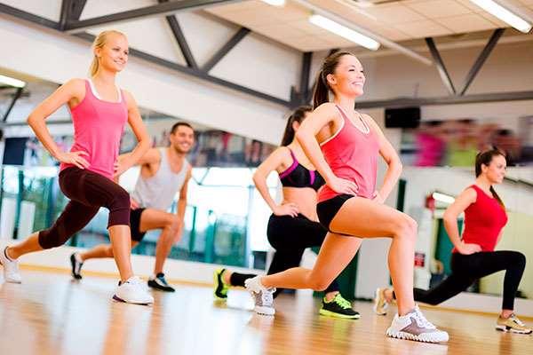Занятие фитнесом – в чем польза