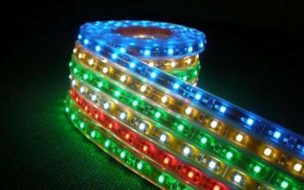 Светодиодные ленты как современное дополнительное освещение