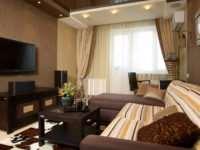 Интересные и свежие идеи дизайна маленьких гостиных