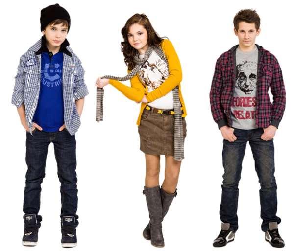 Какая подростковая одежда считается модной