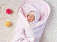 Каким должен быть конверт для новорожденного на выписку