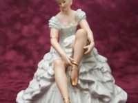 Фарфоровые статуэтки – замечательный вариант подарка