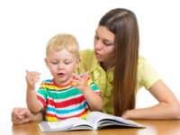 Как происходит развитие речи у ребенка
