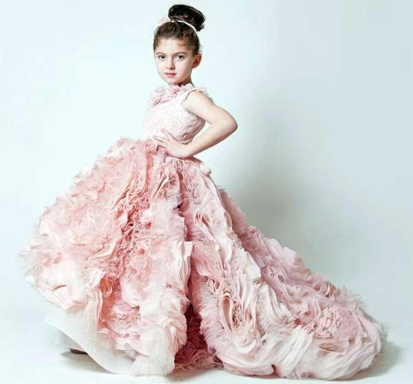 Как выбрать качественное и нарядное платье для девочки?