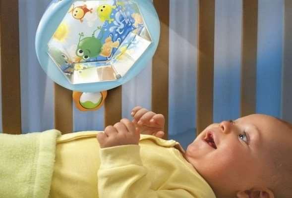 Как выбрать детский ночник?