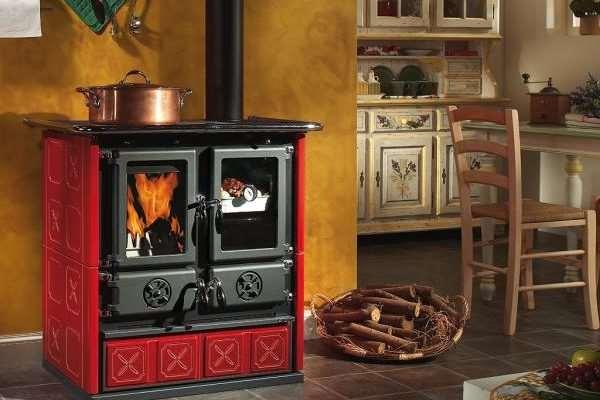 Как выбрать подходящую чугунную печь-камин для дома?