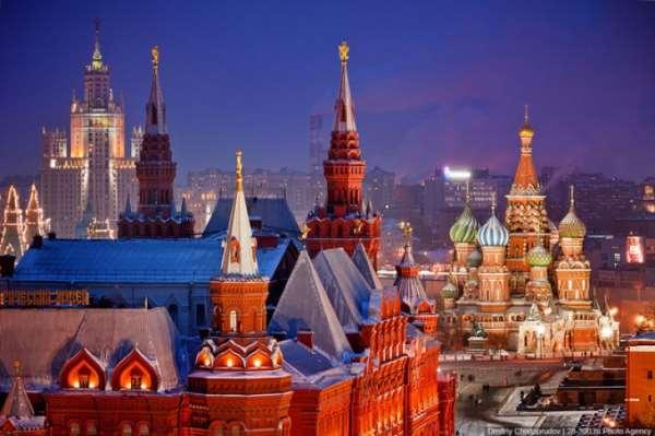Чем привлекает туристов столица России