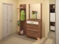 Качественные и красивые гарнитуры мебели для прихожей