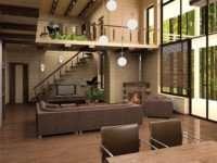 Как создать идеальный интерьер в загородном доме