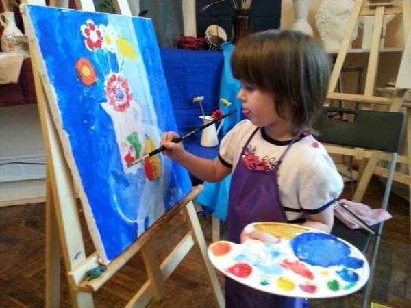 Уроки рисования для детей: что об этом нужно знать родителям?