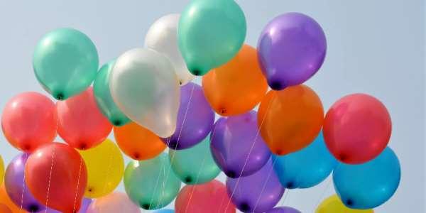 Надувные праздничные шары и сфера их использования