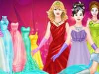 «Одевалки» для девочек – интересные и веселые онлайн игры