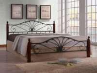 Кровати с кованной спинкой – гармония красоты и стиля