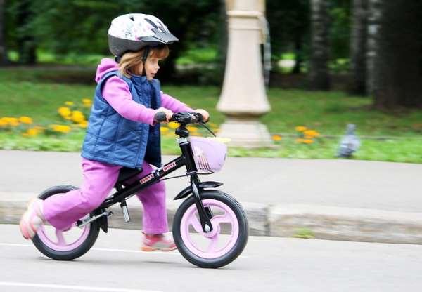 Беговел – идеальный транспорт для самых маленьких
