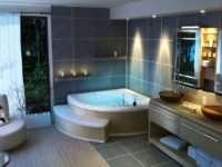Ванная комната с учетом детских возможностей
