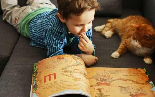 Удивительная книга с персональной историей приключений для ребенка