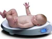 Аренда детских весов, как бюджетный способ следить за развитием малыша