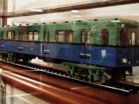 Поход в музей петербургского метрополитена с сыном