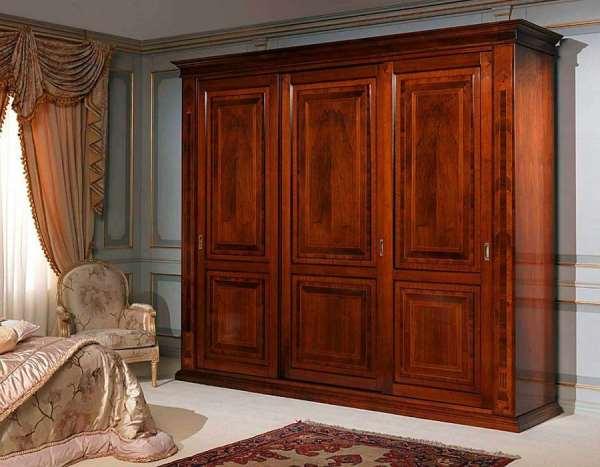 Классификация и отличия деревянных шкафов