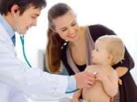 Медицинский осмотр ребенка перед детским садом