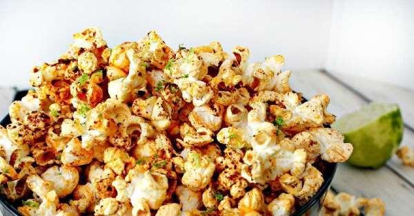 Попкорн – это не только вкусно, но еще и полезно