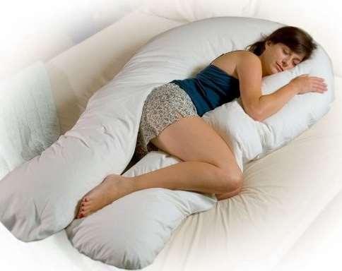 Преимущества подушек для беременных