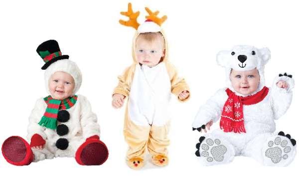Новогодняя одежда: как выбрать оригинальный наряд для малыша?