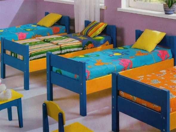 Где можно приобрести качественные кровати для детского сада?