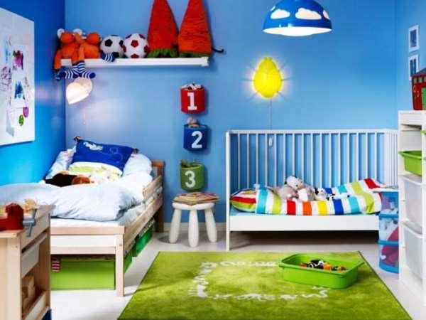 Как оформить детскую комнату для мальчика?
