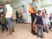 Из-за эпидемии гриппа в Киеве закрылось много школ