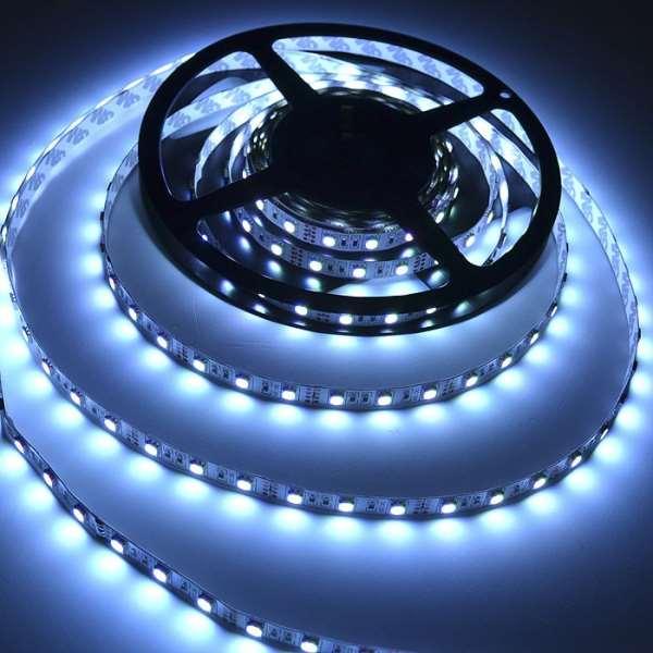 Светодиодная лента – лучшее решение для оформления интерьера и рекламы