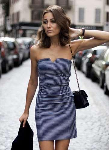 Платье – лучший способ подчеркнуть женственность и изысканность образа