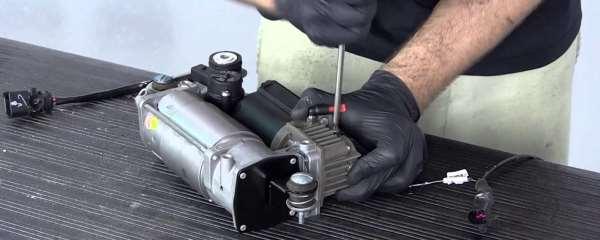 AMS AIRMATIC SYSTEM – оперативный ремонт и восстановление пневмоподвески