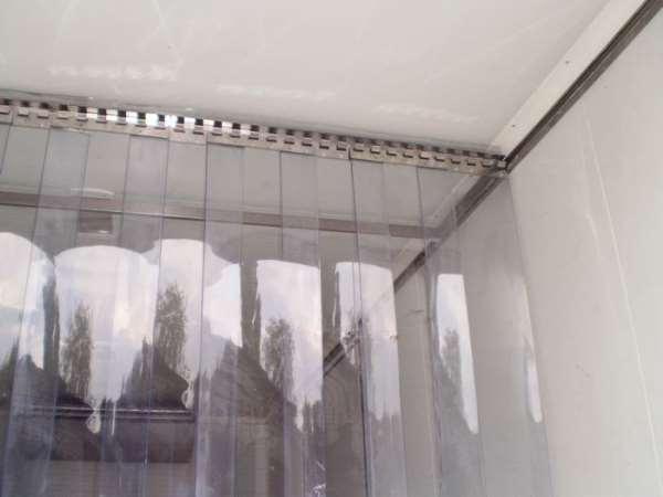 ПВХ завесы – эффективное разделение помещения на зоны
