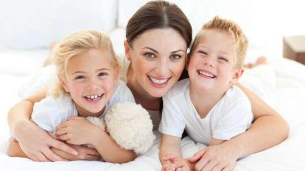 Советы психолога: как стать идеальной мамой и быть счастливой?