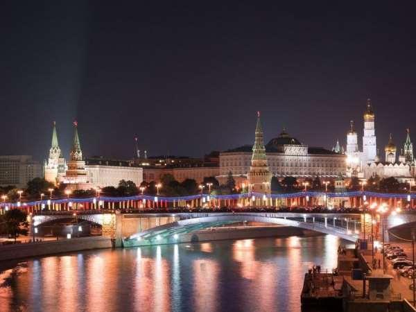 Интереснейшие места для отдыха в Москве