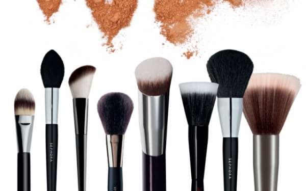 Кисти для макияжа – выполняйте красивый макияж просто и удобно