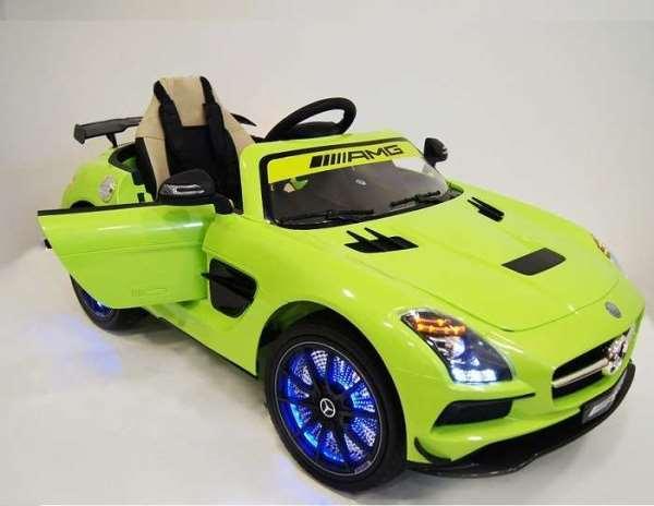 Детские электромобили – подарите ребенку счастье