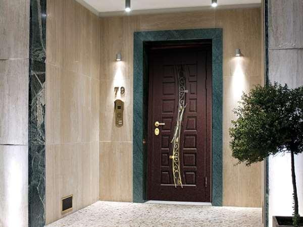LA – стильные и качественные входные двери с гарантией