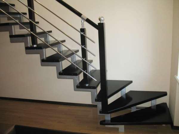 Олимп Каркас – оригинальные лестницы на открытом металлокаркасе