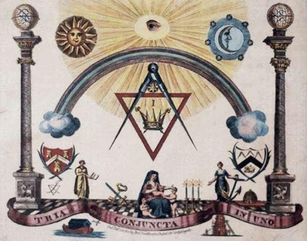 Вашингтон – тайные знаки масонов