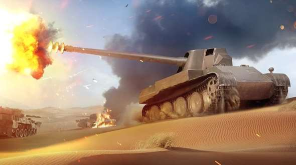 Как получить ценные призы в игре World of Tanks