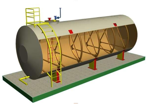 РостТЭК – изготовление резервуаров РГСн под заказ