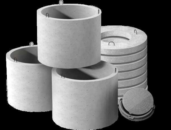 ЗБИ12 – высококачественные бетонные кольца