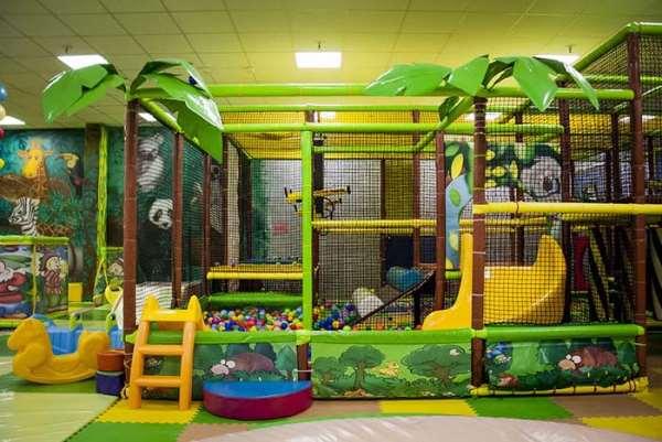 Детский развлекательный центр – отличное времяпрепровождение для всей семьи